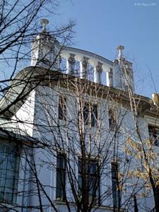 Особняк И. А. Миндовского (Поварская ул., 44) в 2005 г.