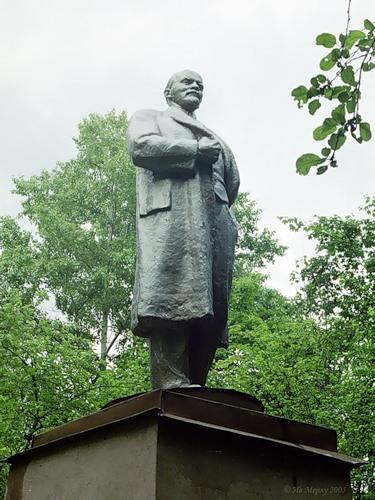 Ленин в Каменке