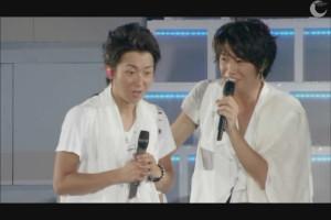 [DVD] ARASHI 10-11 TOUR Scene¢¦ÏÖªÈÜÒªÎ̸ªÆª¤ªëù¦ÌØ¢¦ STADIUM - MC DIGEST logo.avi_snapshot_26.40_[2013.12.15_19.41.44]
