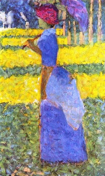 4397061997ed23eeeb942b3bd7a27308_Seurat_Georges_The_Woman_with_a_Sun_Umbrella_print_b