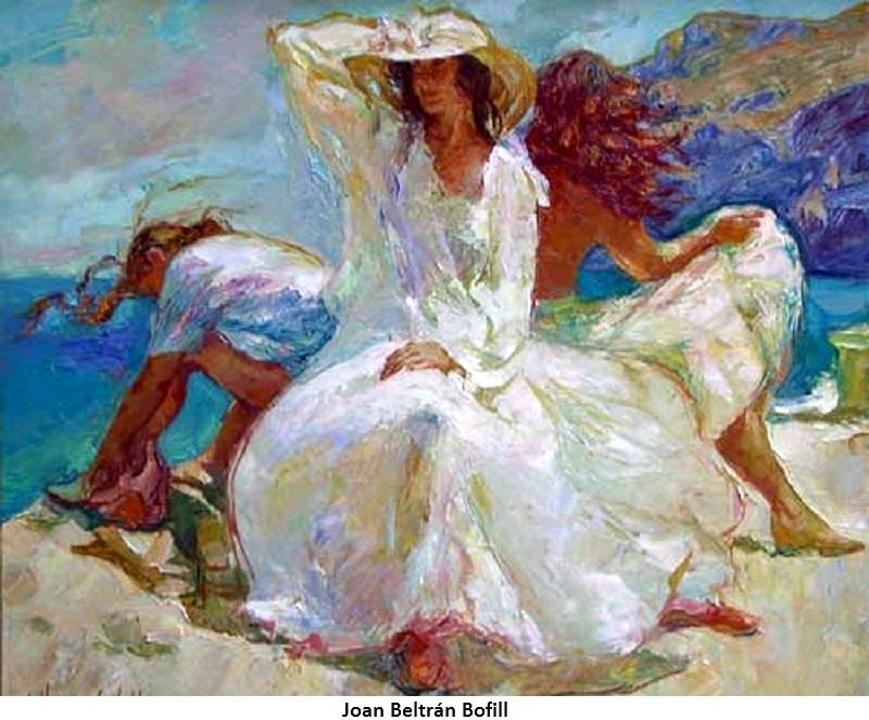 Joan Beltran Bofill 1939-2009 - Spanish Impressionist painter - Tutt'Art@ (7)