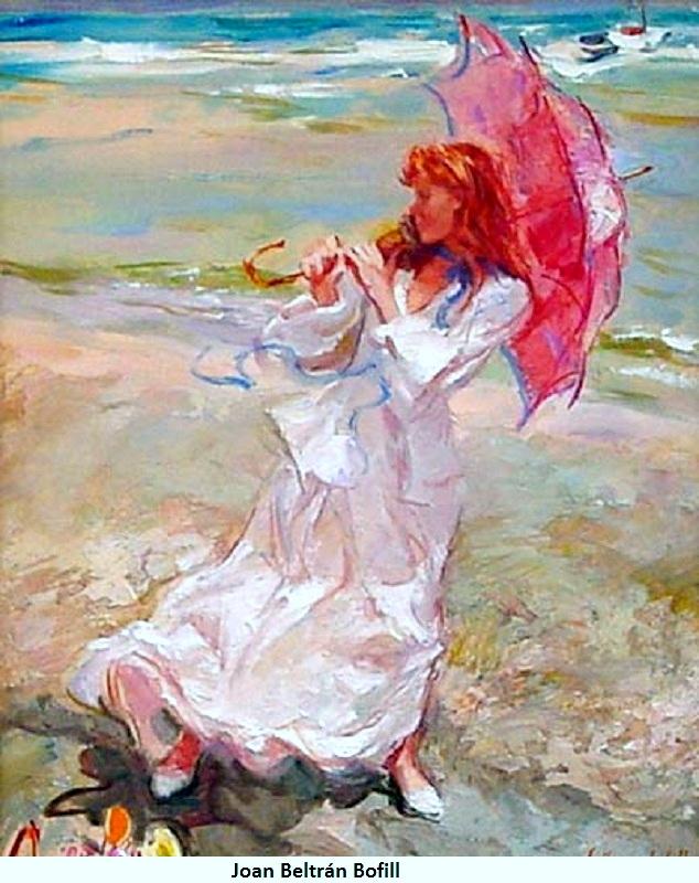 Joan Beltran Bofill 1939-2009 - Spanish Impressionist painter - Tutt'Art@ (1)