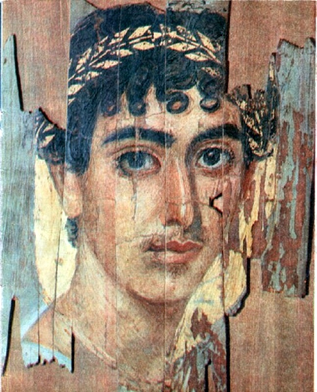 ЭВОЛЮЦИЯ ПОРТРЕТА. Часть 1. Портретная живопись от возникновения до Раннего Ренессанса.