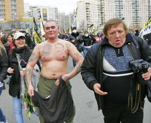 Репетиция военного парада ко Дню Независимости Украины прошла в Киеве - Цензор.НЕТ 4375