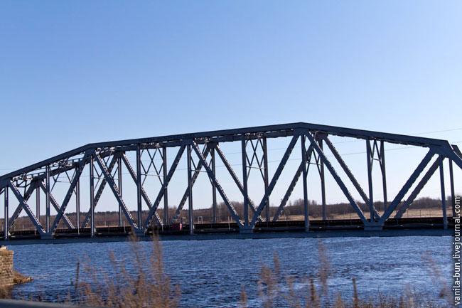 2_Заклёпочный мост в Осташкове