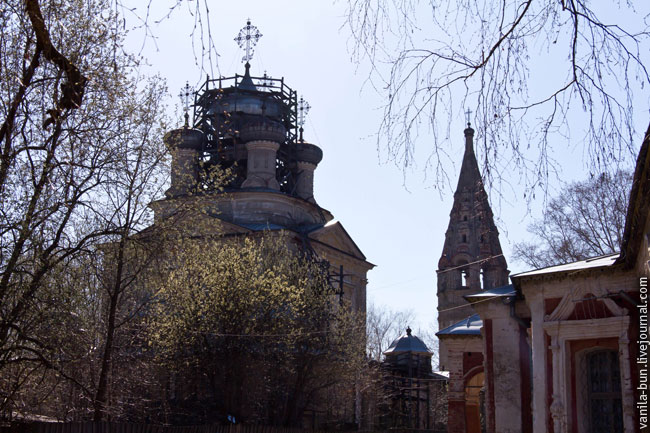 9_реставрация купола в Осташкове