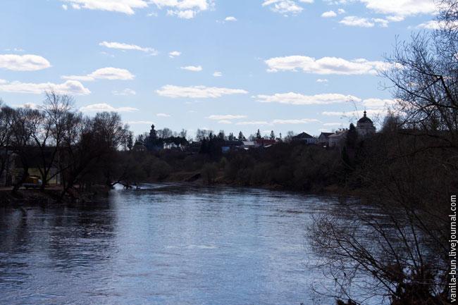 2_река Тверца в Торжке