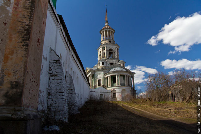 4_Колокольня Борисоглебского монастыря