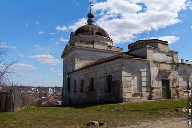 5_Воскресенская церковь в Торжке