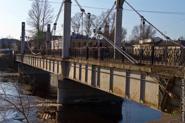 12_Пешеходный мост через Тверцу