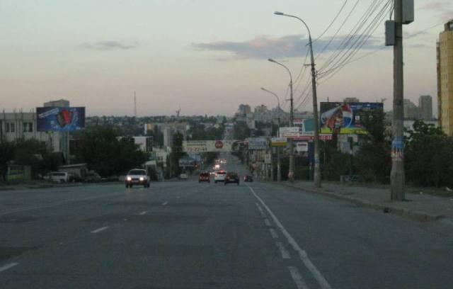 Вид на весь город