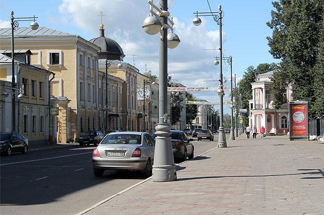 Новоторжская улица