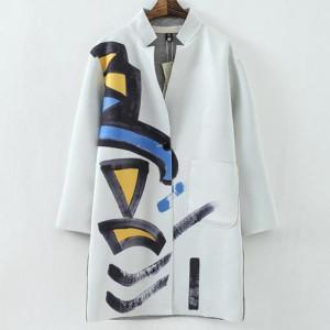 2015-Trench-Coat-Women-Coat-Graffiti-Print-V-Neck-Space-Cotton--Spring-Autumn-Coat-Plus