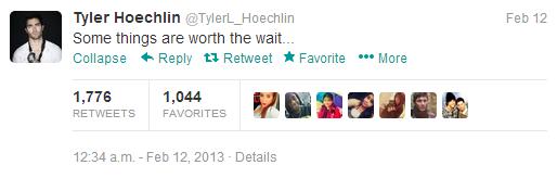 Tyler Hoechlin (TylerL_Hoechlin) on Twitter