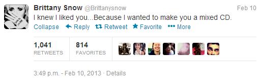 Brittany Snow (Brittanysnow) on Twitter