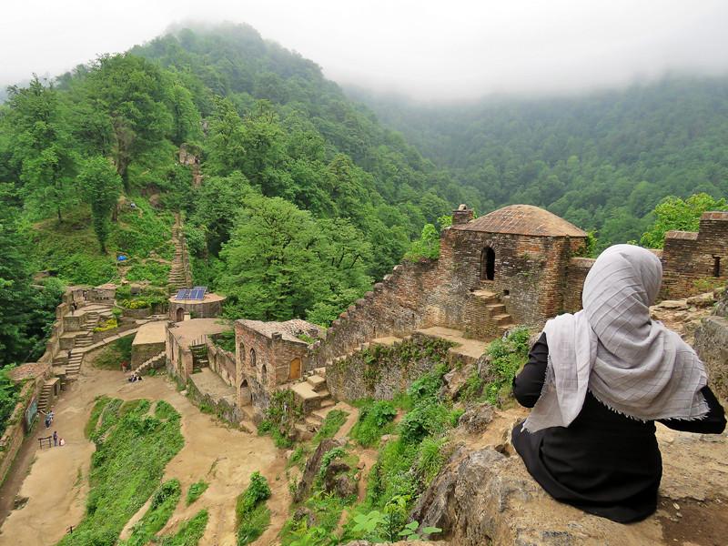 11. Крепость Рудхан