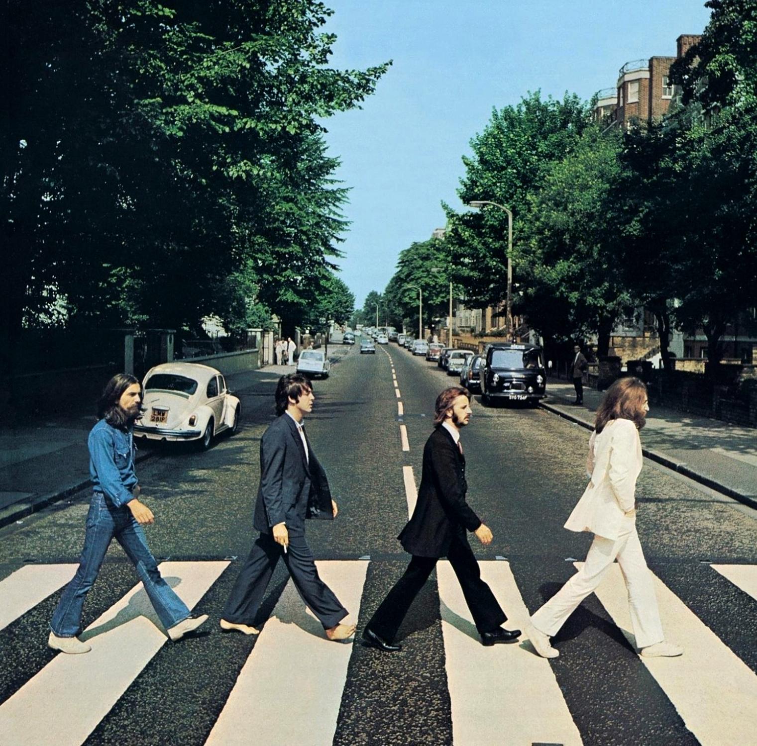 (12) Abbey Road (Apple, 1969)