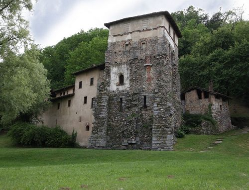125-16gpsvarese-Monastero di Torba - Castelseprio