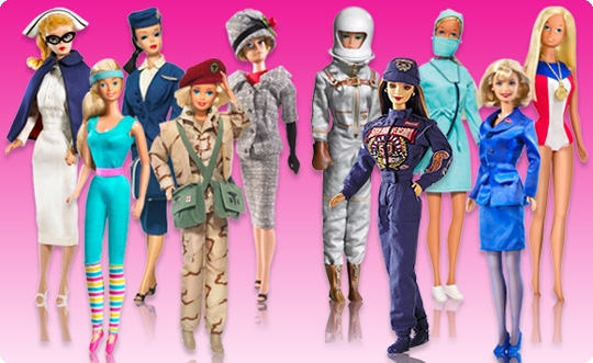 barbie-careers