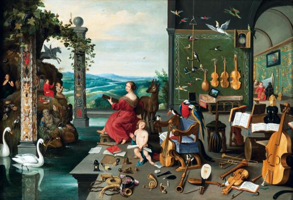 Jan-Brueghel-il-Giovane-Allegoria-dell-udito