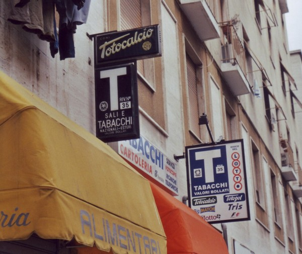 Итальянский бар Sali_e_Tabacchi