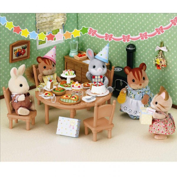 Sylvanian-Families-House-Birthday-Party-Table-Set-Mini-Cake-Food-Miniature-Dollhouse-Furniture-Kids-Pretend-Toys.jpg_640x640