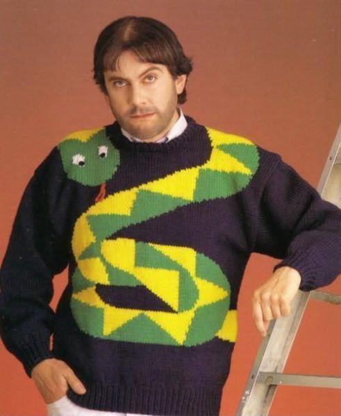 snakesweater