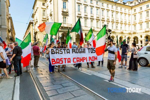 manifestazione rom_bursuc mihai-2
