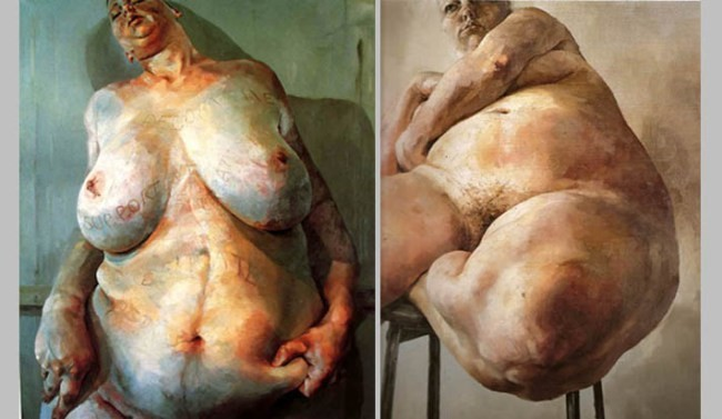 jenny-saville-self-portait