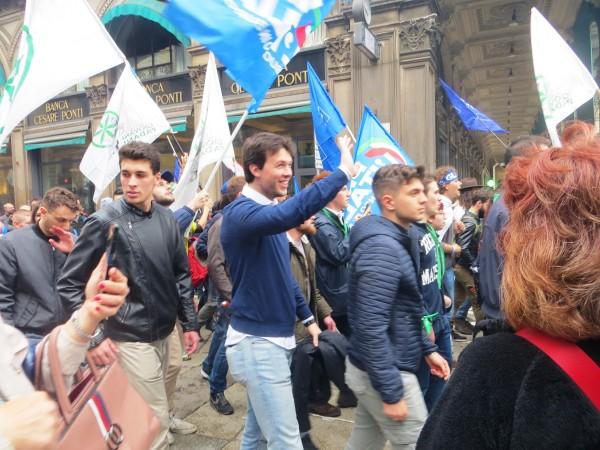 Как я ходила на политический митинг