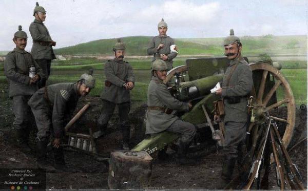 Война и немцы