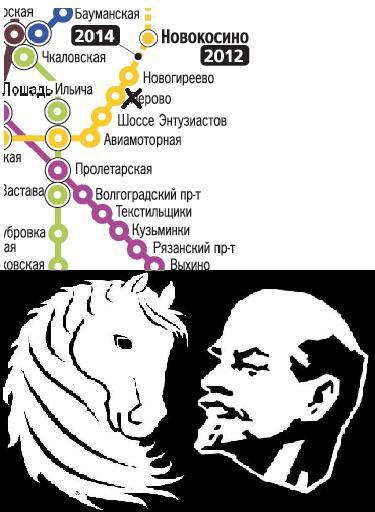 cxema metro