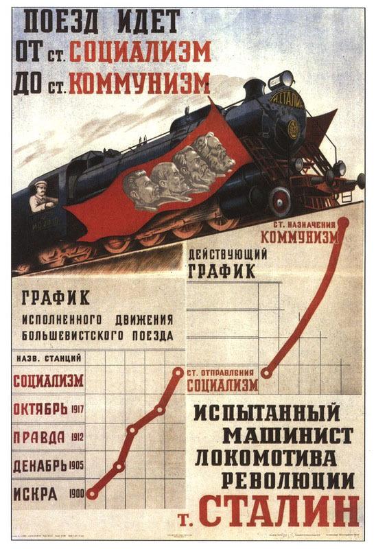 Плакат около 1936 года