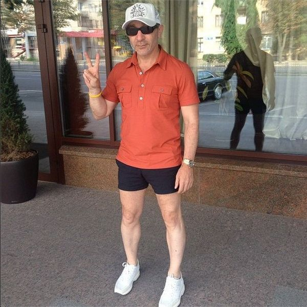 Модный мэр Харькова Геннадий Кернес