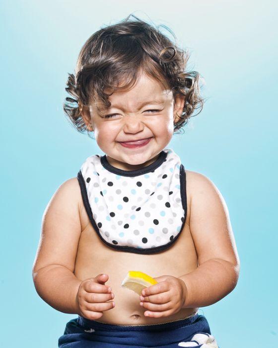 Какая сволочь дала детишкам лимон?
