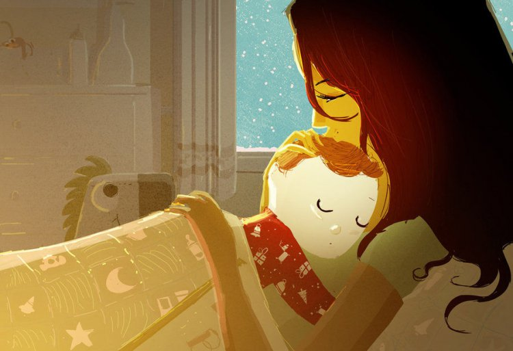 8226_lifes_magical_moments_captured_in_cartoon_art