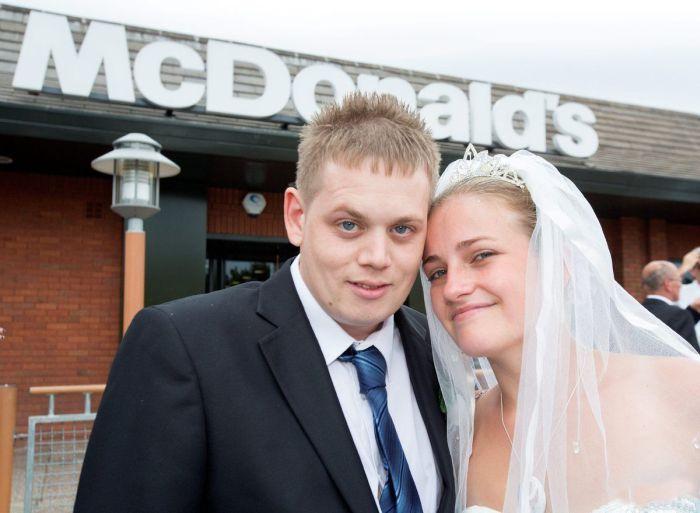Свадьба в МакДональдсе