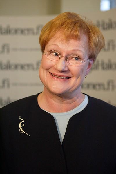 Пенсионные развлечения бывшего главы Финляндии
