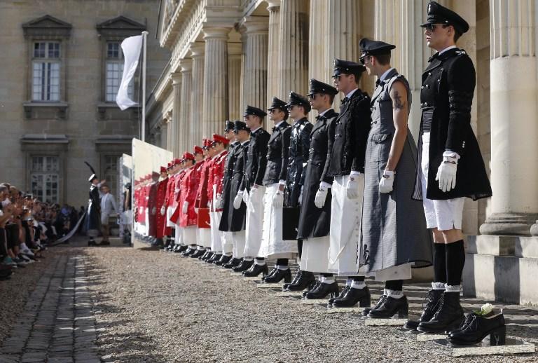Как одену портупею... Мода для толерантных военных