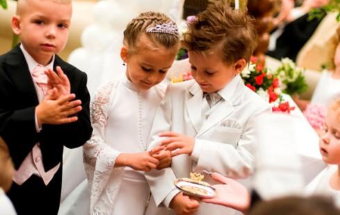 В Египте поженились 11-летний мальчик и 9-летняя девочка. Общественность в шоке!