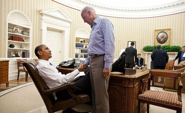 Не учила мама Обаму правилам этикета
