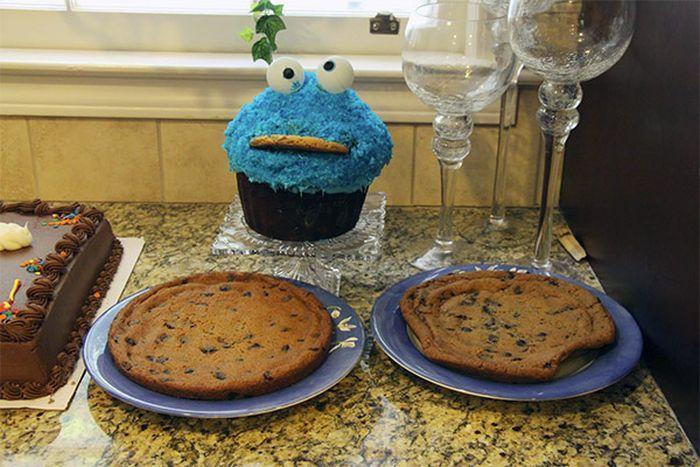 Съешь пироженку, деточка