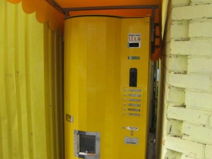 Автомат по разливу водки в Мелитополе
