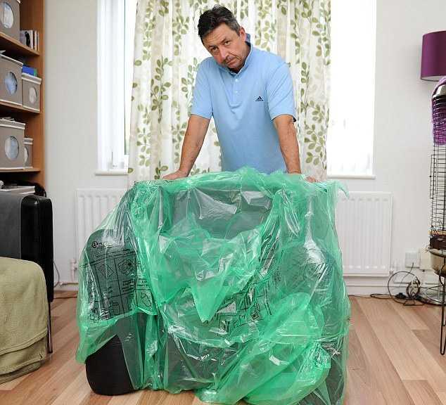 Мужчина купил на eBay кресло-убийцу