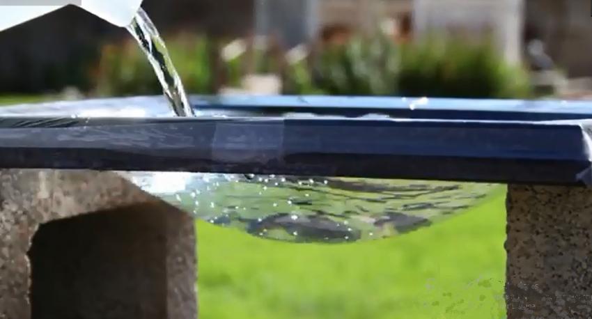 Как добыть огонь, используя воду