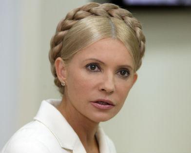 В Германию — ради обездоленной Украины. Полный текст заявления Тимошенко