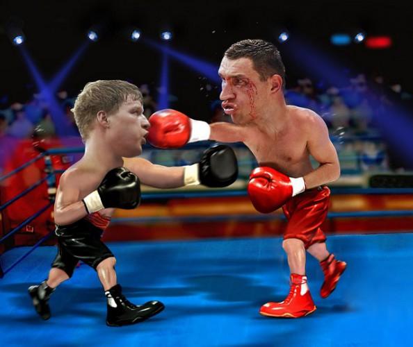 Кличко vs Поветкин. Кто победит?
