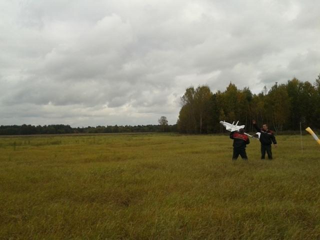 Белорусская милиция ищет самогонщиков при помощи беспилотника