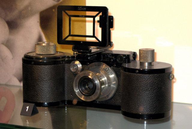 Фотожурналист собрал самую большую коллекцию фотокамер в мире