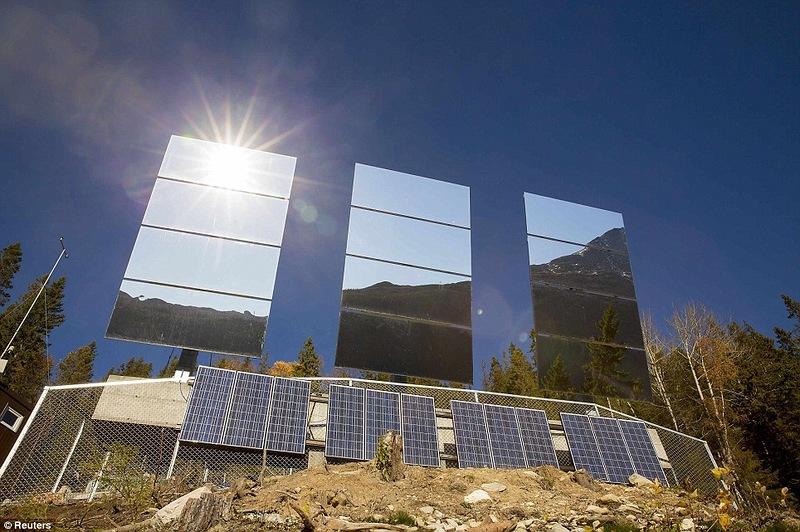 У жителей норвежского городка появилось собственное солнце